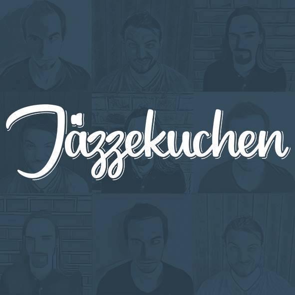 Jäzzekuchen Profil mit Schriftzug